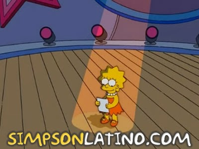 Los Simpson 16x18