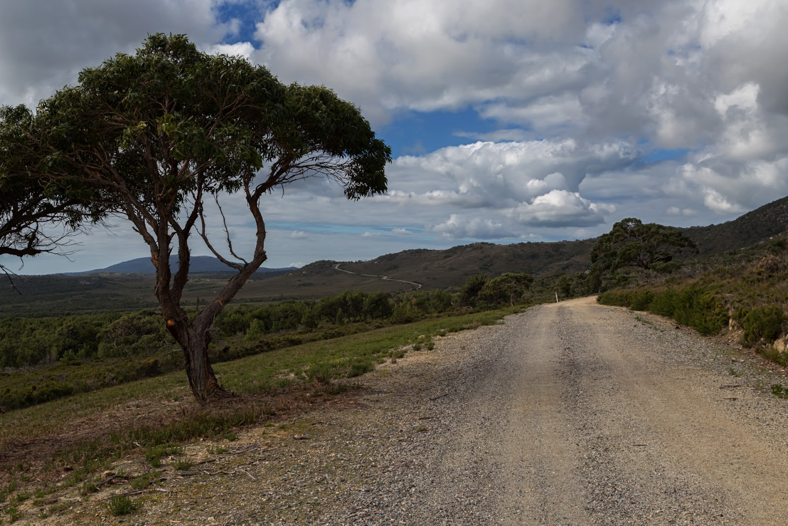 five mile road wilsons promontory