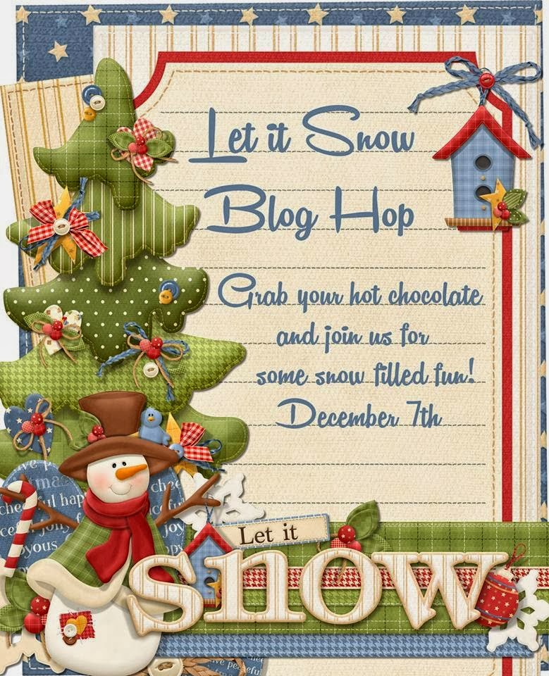 Let It Snow Blog Hop