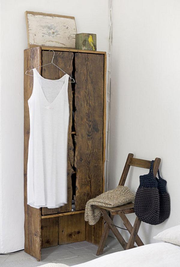 Rustik chateaux muebles de madera reciclada volver a lo - Madera reciclada muebles ...
