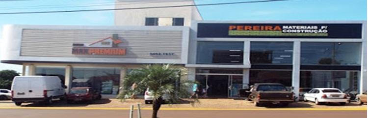 PEREIRA MATERIAIS P/CONSTRUÇÃO