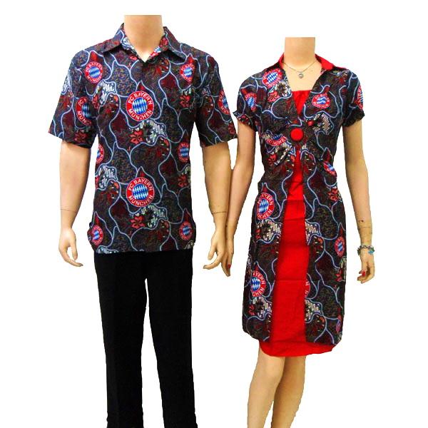 2012 Model Baju Batik Modern Murah Sarimbit Pasangan Pictures