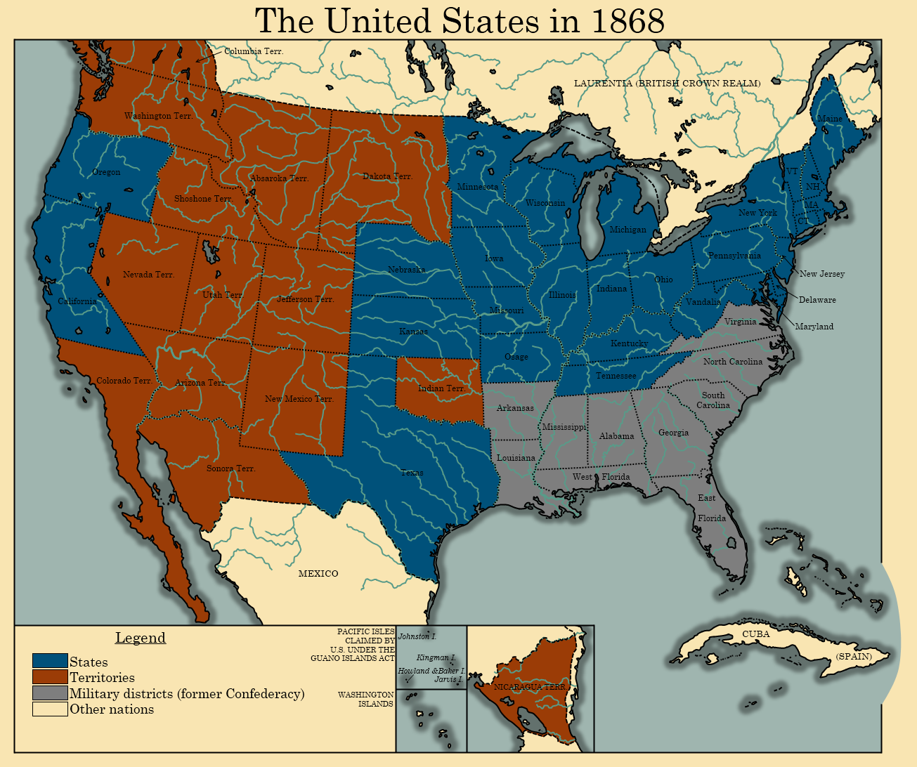 Alternate History Weekly Update Showcase Story Of A Party - Alternate history us map