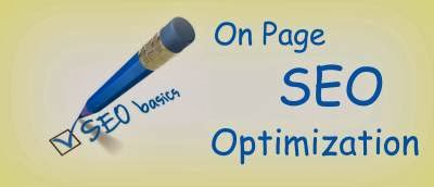 On Page SEO Optimisasi