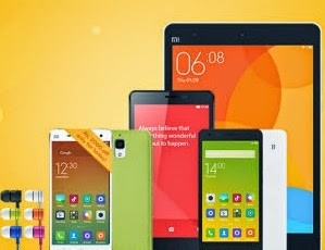 Freebies for Xiaomi Redmi 2, Mi4i and Redmi note 4G users