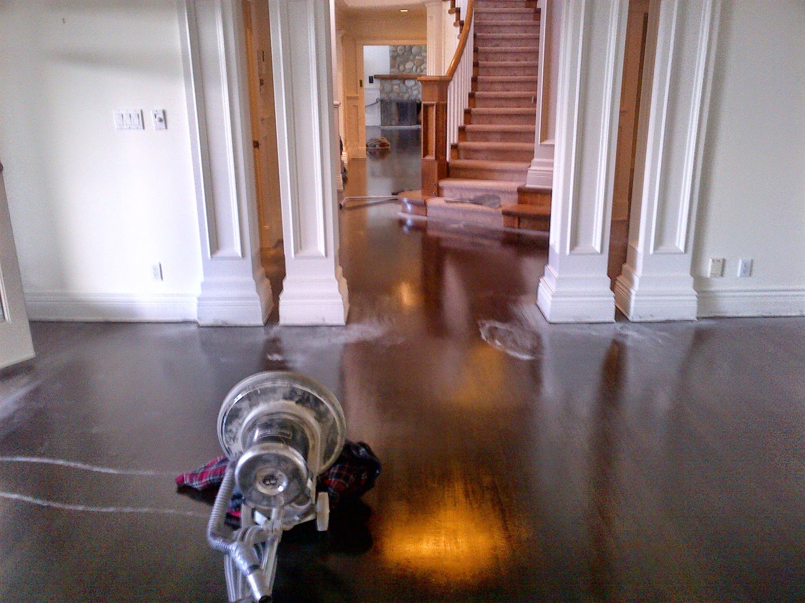 Ahf all hardwood floor refinishing vancouver bc by ken for Hardwood flooring service