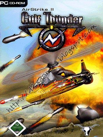 Free Download Games - Air Strike II Gulf Thunder