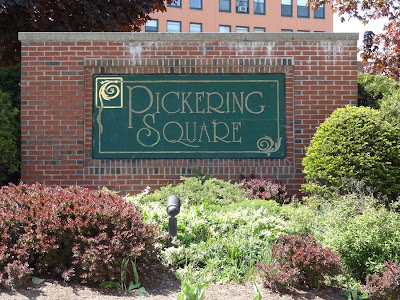 Pickering Square,Bangor,Maine