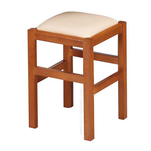 taburete bajo cocina madera tu cocina y ba o