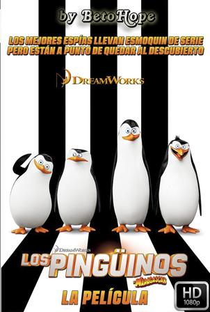 Los Pinguinos De Madagascar [1080p] [Latino-Ingles] [MEGA]