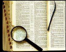 Vamos lê a Bíblia?