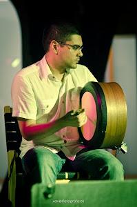 Clases de bodhran (percusión tradicional irlandesa) en Valencia.
