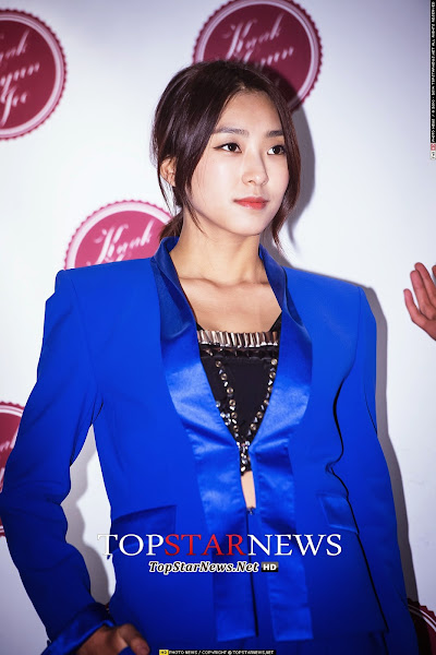 Bora Seoul Fashion Week 2014