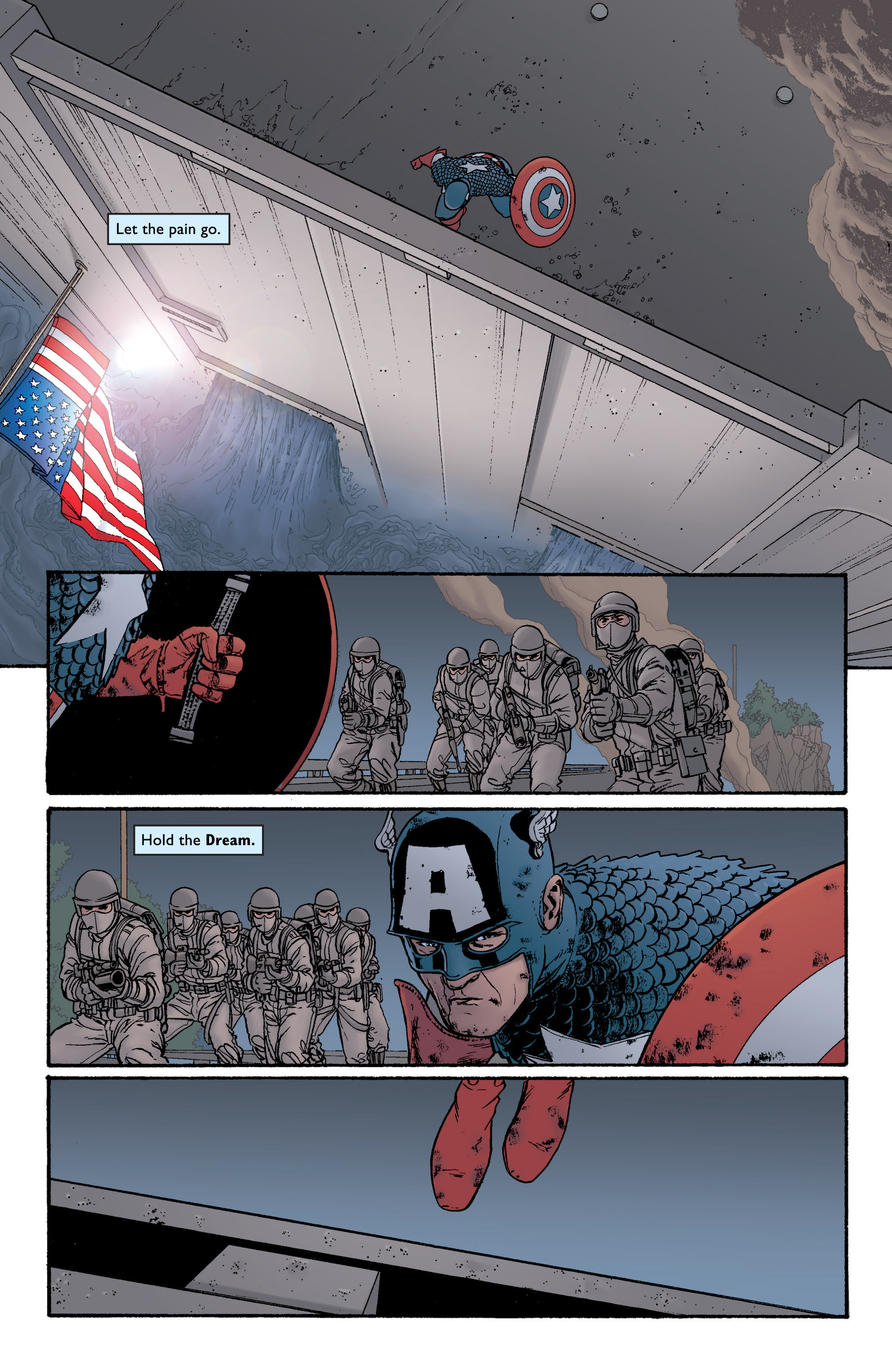Captain America (2002) Issue #4 #5 - English 20
