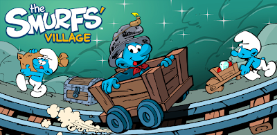 Smurfs' Village 1.2.9a Apk Mod Full Version Data Files Download-iANDROID Games