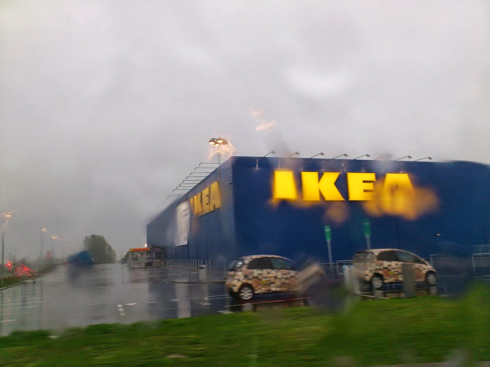 Johansens Journaler Billig Ikea Tur
