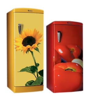 Fotos de eletrodoméstico coloridos
