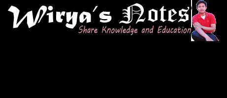 Wirya Surachmat Blog's