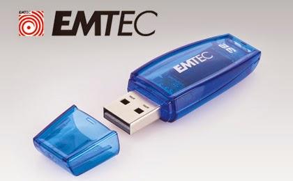 Pendrive EMTEC C410 32 GB z Biedronki USB