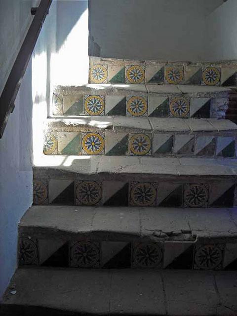 Decoracion actual de moda escaleras de piedra - Decoracion actual de moda ...