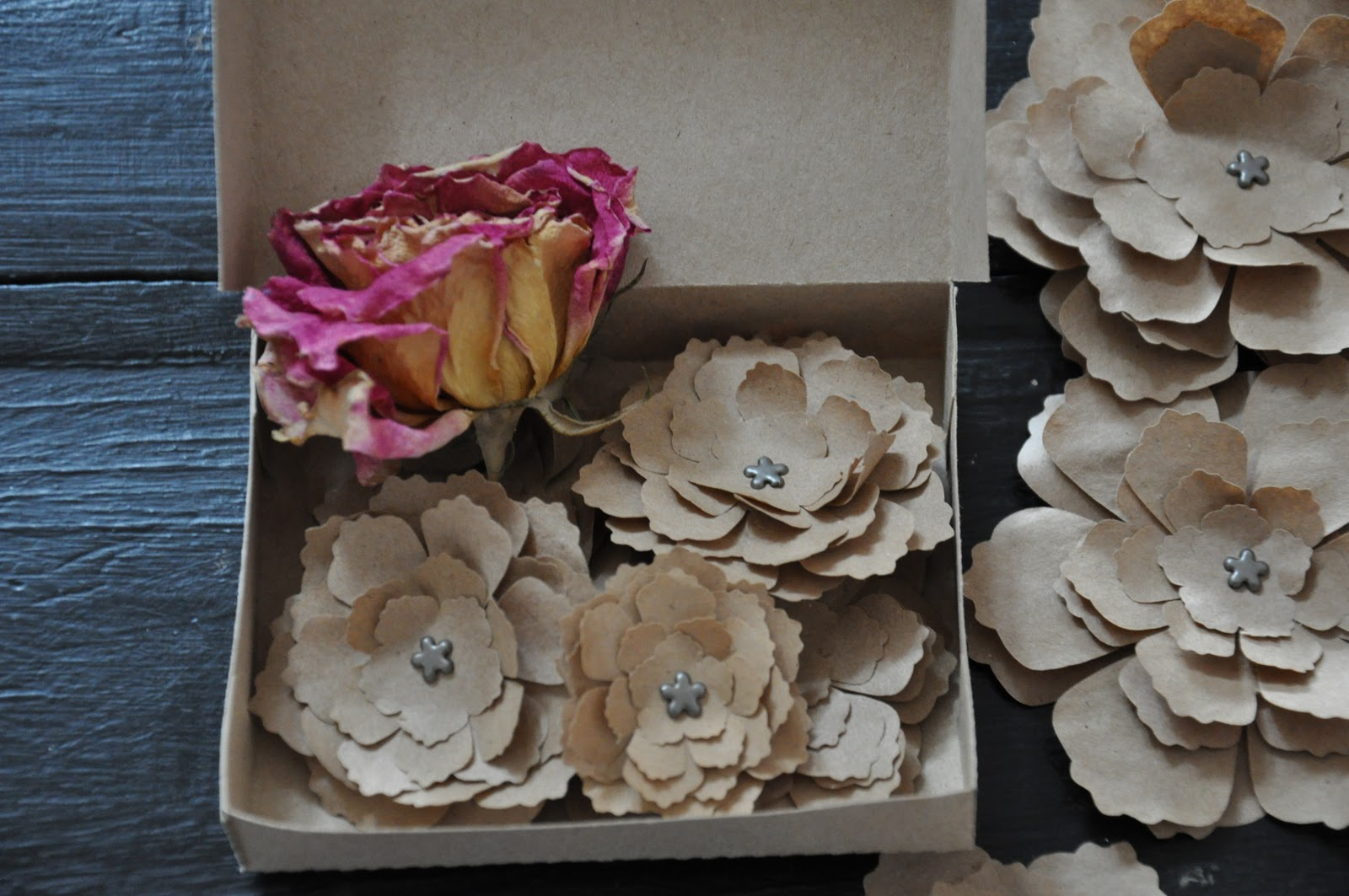 Manon 21 Fleurs En Boite
