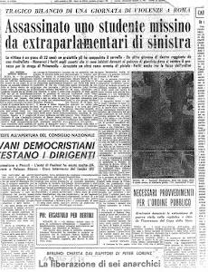 1 MARZO 1975