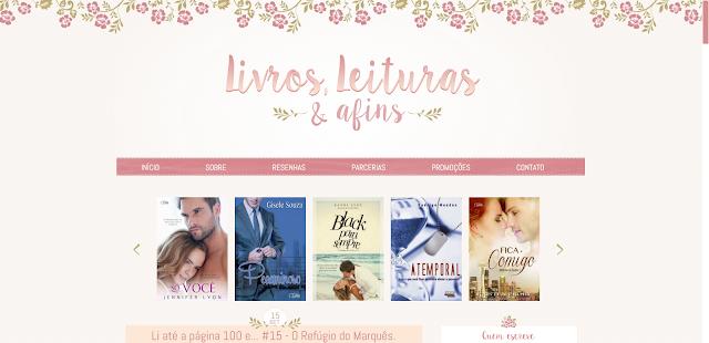 Livros, Leituras e Afins
