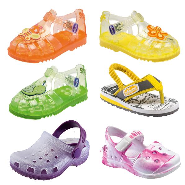 Zapatillas para la playa o piscina mamis y beb s for Piscinas pequenas plastico duro