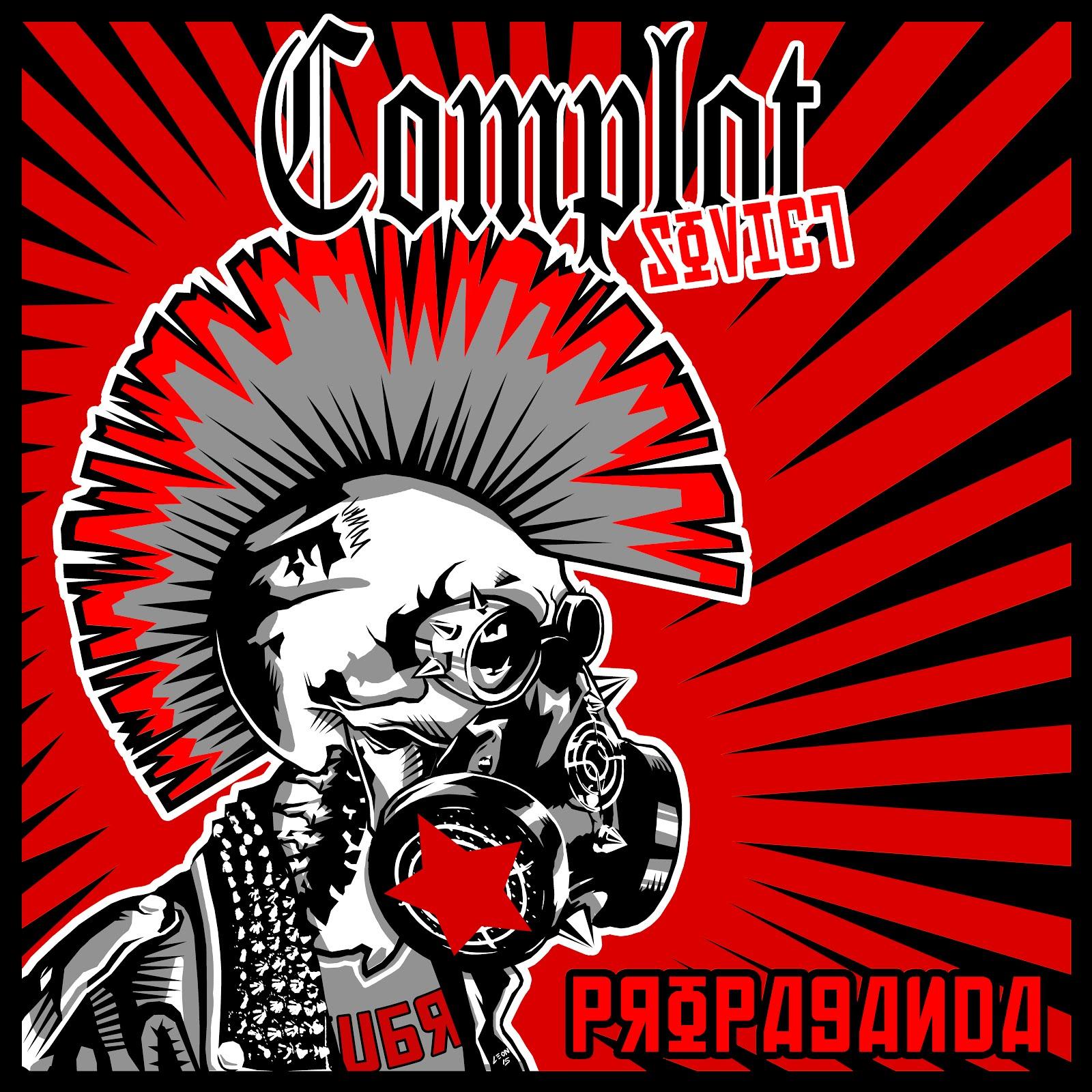 Nuevo álbum COMPLOT SOVIET - PROPAGANDA gratis!