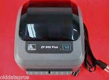 ZEBRA ZP 500 PRINTER DRIVER