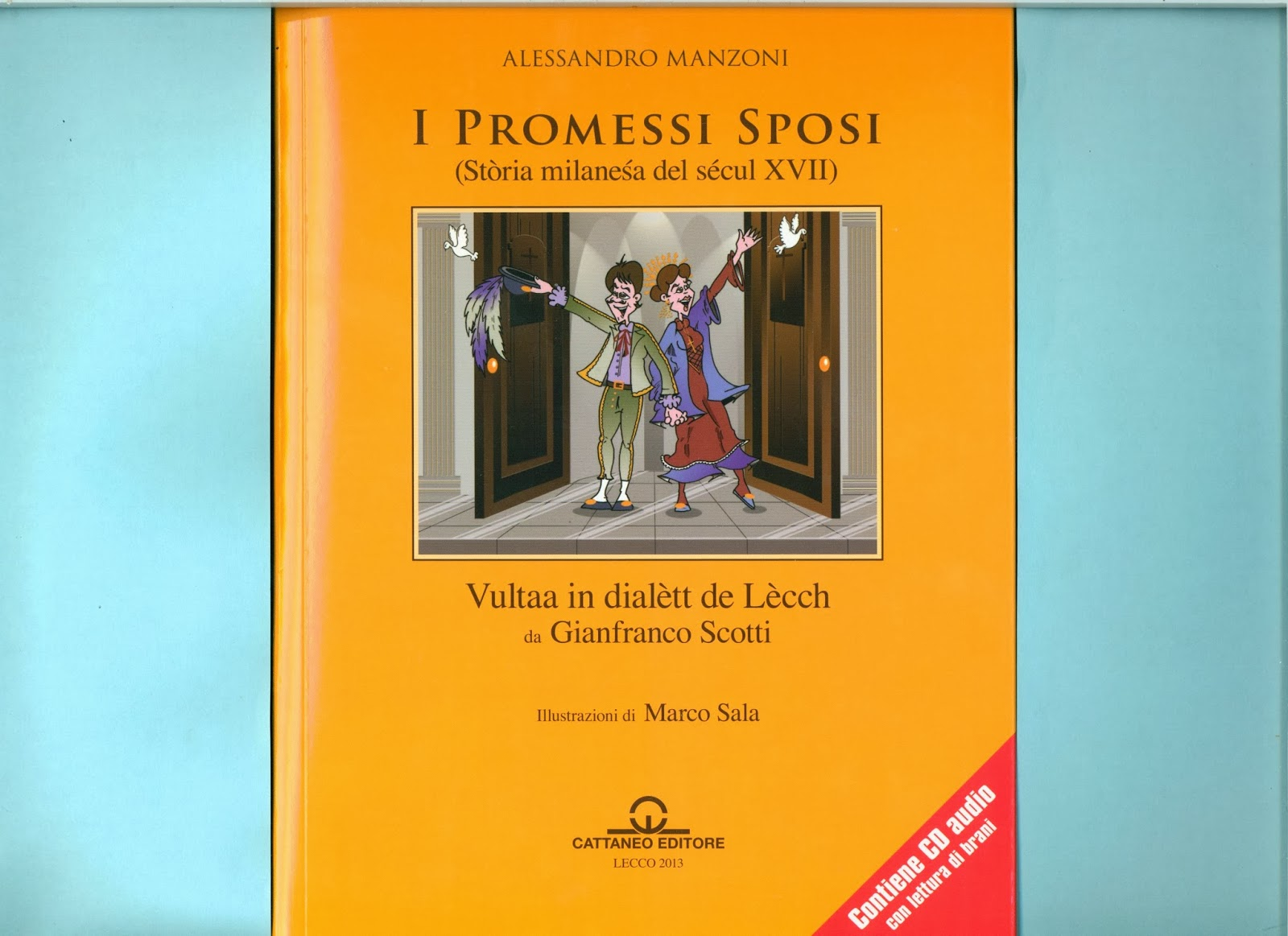 Libreria Torriani di Canzo: I Promessi sposi in dialetto (Gianfranco ...