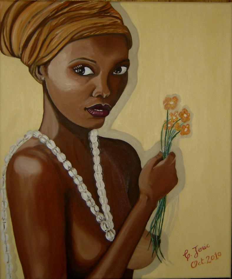 Modelo africana 1 mtoti(dulce)