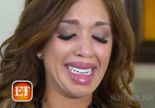 Farrah Abraham Crying Gif Farrah abraham beat her