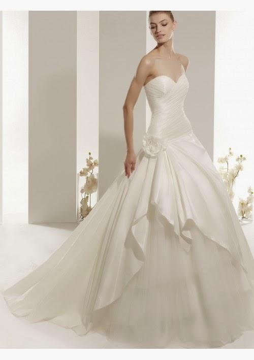 Wedding blog choosing right taffeta wedding dresses for you taffeta wedding dress junglespirit Gallery