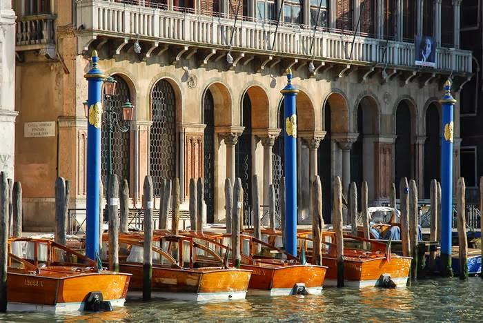 Venice Boat Taxi