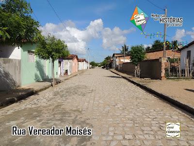 Rua Vereador Moisés
