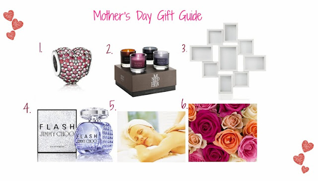 pandora, molton brown, next, jimmy choo, spa break, flowers