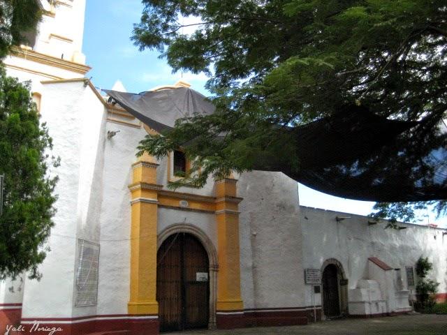 Ruta de los Conventos Jantetelco Morelos México