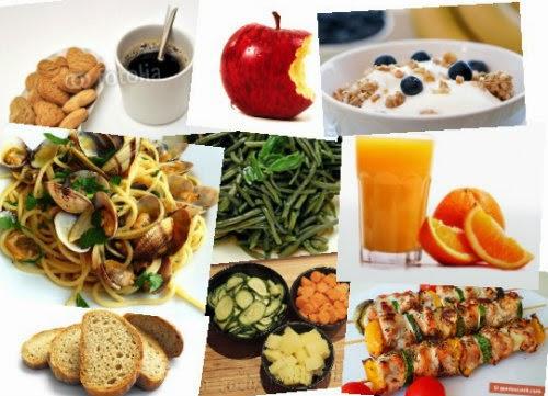 Pranzo Yogurt Magro : Cucina & fitness: dieta omega 3: esempio settimanale