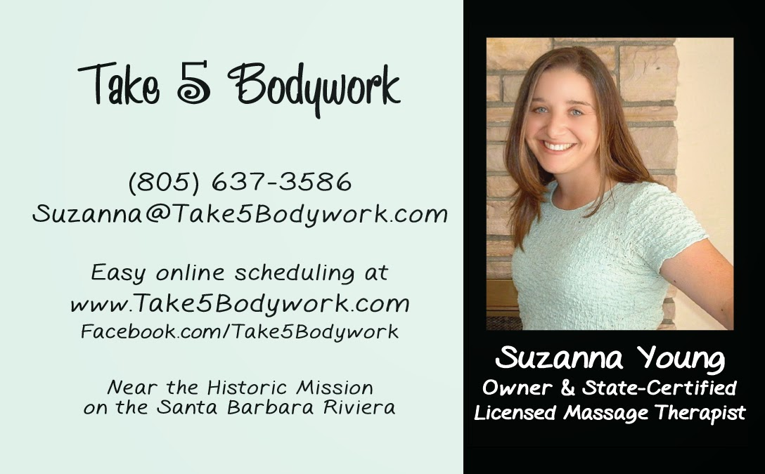 Take 5 Business Card