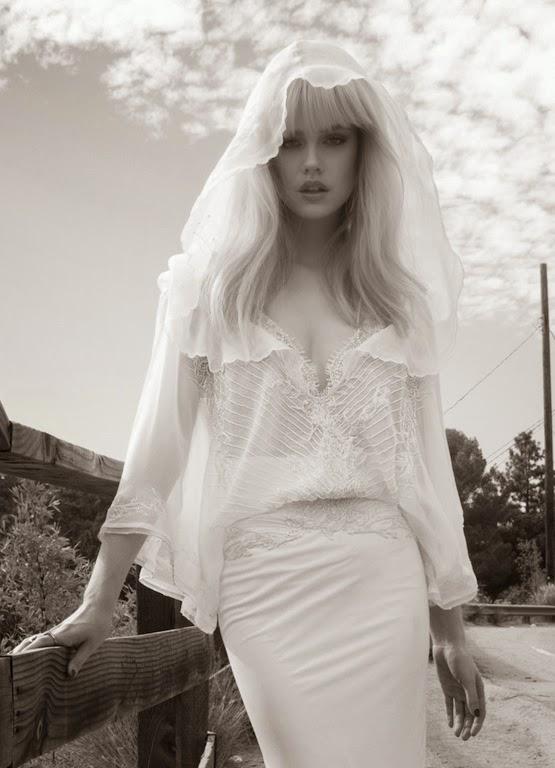 Atractivos vestidos de novias | Moda y Tendencia
