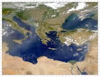 Νίκος Λυγερός: Τοποστρατηγική προσέγγιση της Μεσογείου.
