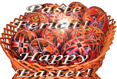 Happy Easter from RomaniaMagicLand team