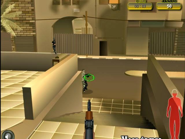 لعبة 3D Sniper