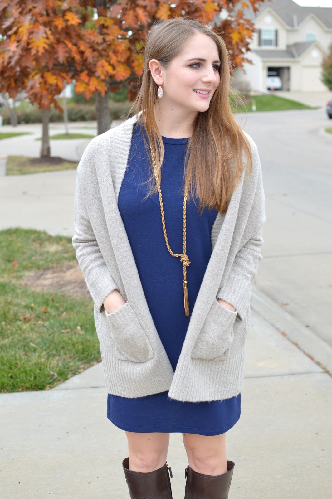 different ways to wear cozy sweaters this winter