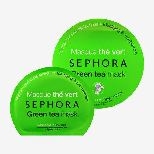 Maschera viso in tessuto - Sephora