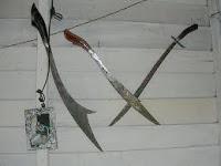7 Senjata Tradisional Bangsa Indonesia