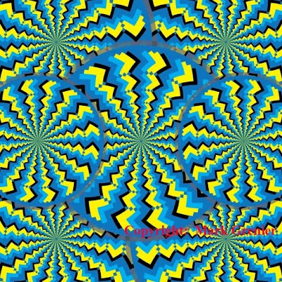 Revolutionary Optical Illusion