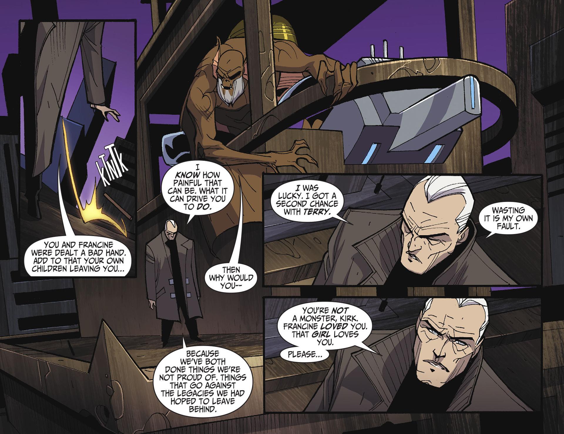 Batman Beyond 2.0 #14 #27 - English 20