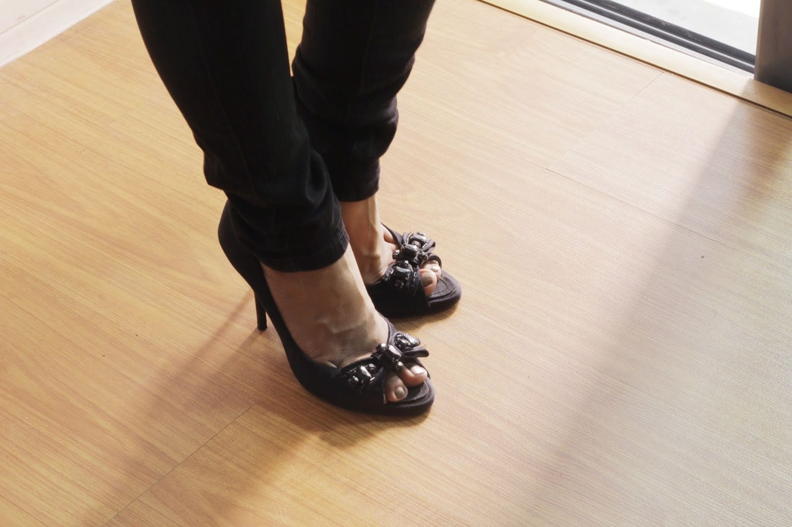 zara heels, workwear